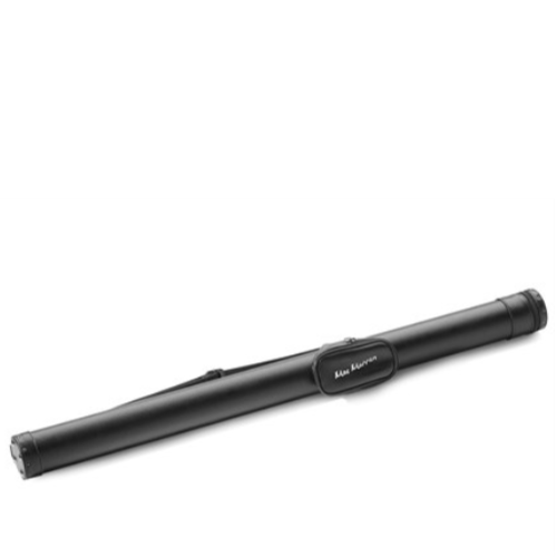 MacMorran 2 PC TUBULAR CUE CASE FOR 1 CUE
