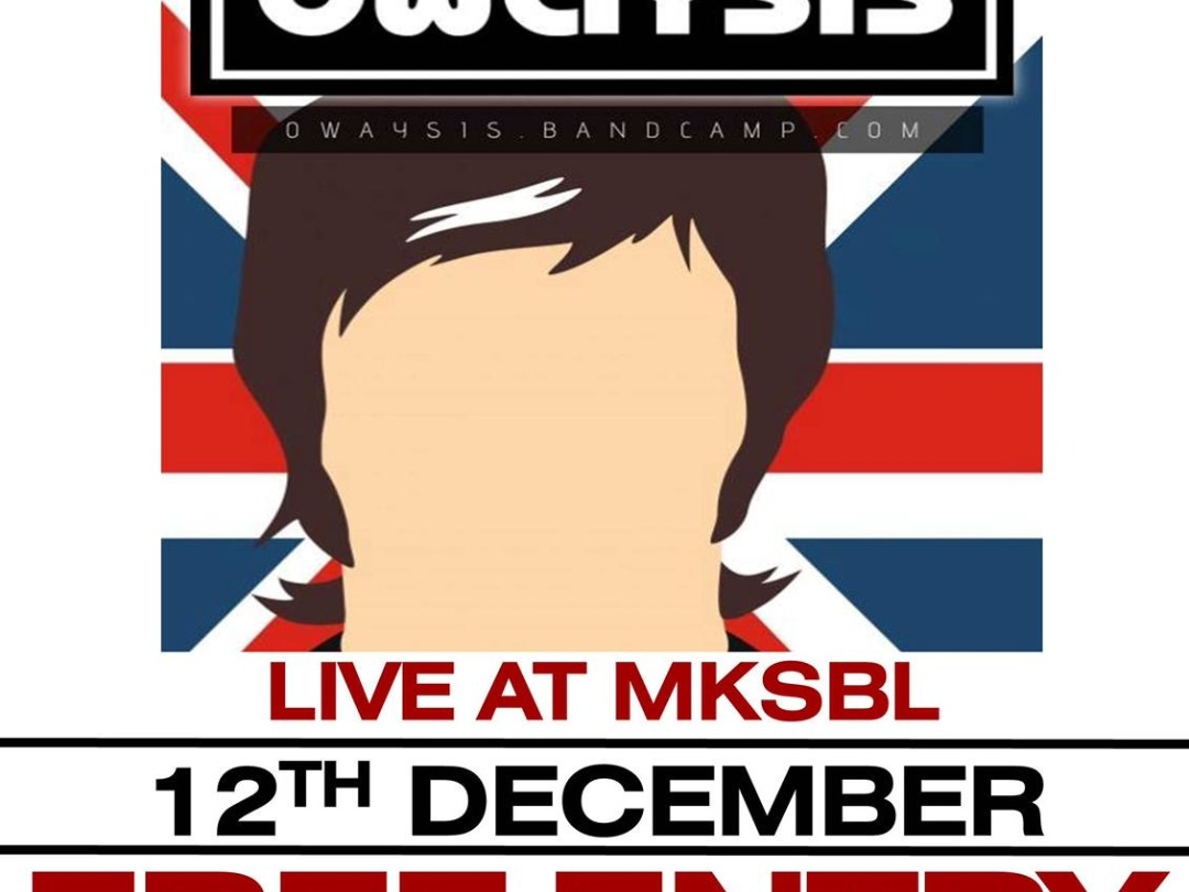 Owaysis 12th December