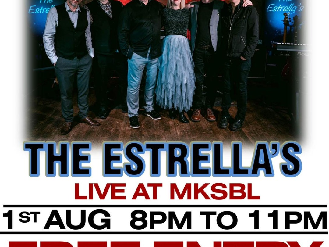 The Estrellas Live - 1st August