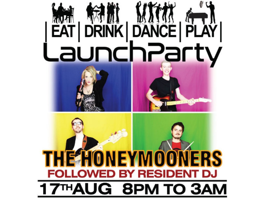 Launch Party 17th August