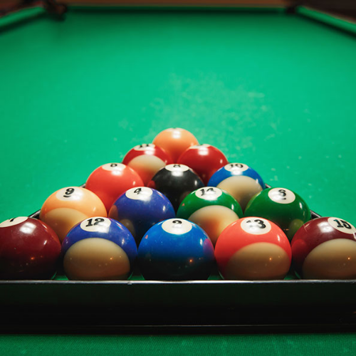 Pool Table (1 hr)