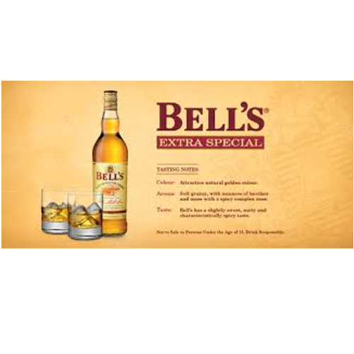 Bells Whiskey