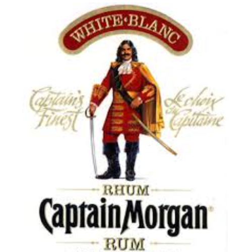 Capt Morgans White