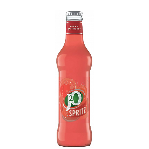 J20 Pear & Rasberry Spritz