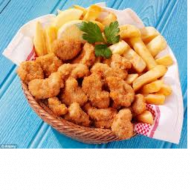 Scampi and Fries