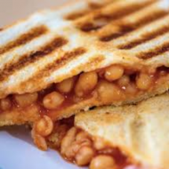Cheese & Beans Toasties