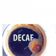 Decaf Coffee instant